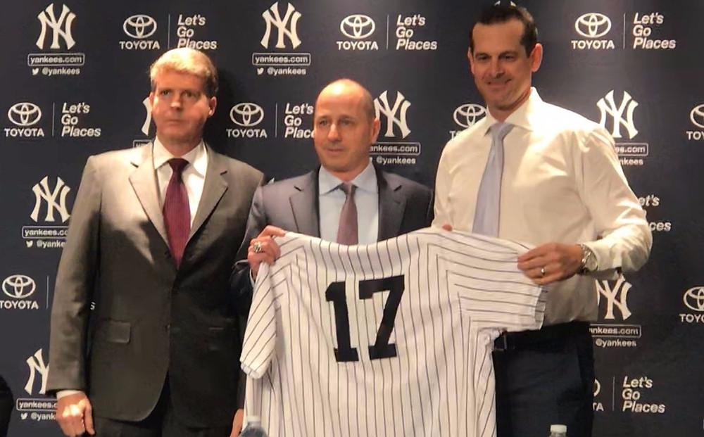 aaron boone press conference