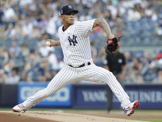 Series Preview: Braves at Yankees