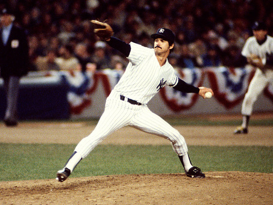 Getting To Know... Ron Guidry