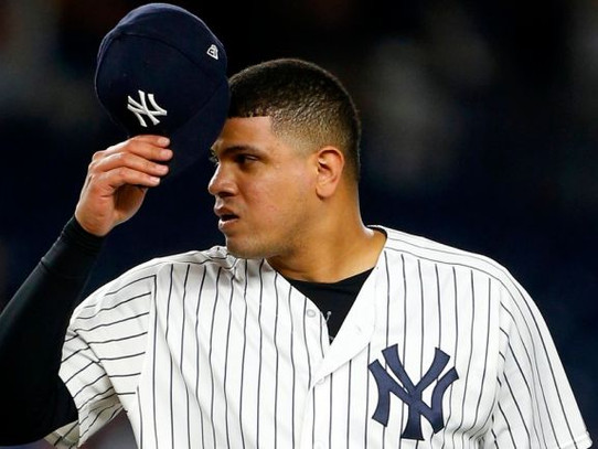 Betances continues to struggle, Yankees lose 5-3