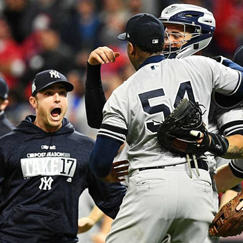 The Yankees Aren't Quite Done Exceeding Expectations. 8 to 28.