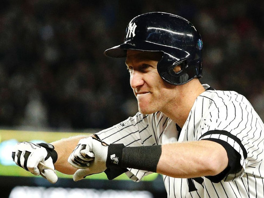 For Only $8 Million in 2018, Yankees Pass on Todd Frazier