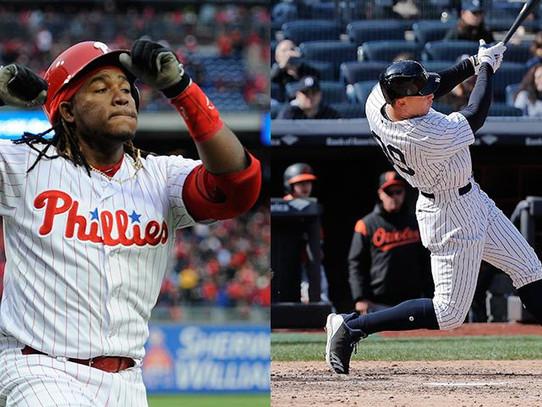 Series Preview: Yankees at Phillies