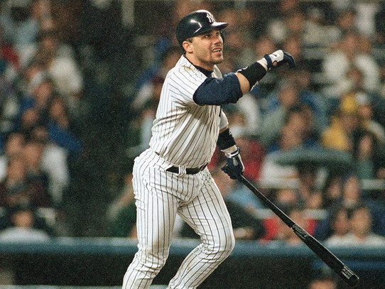 10 Questions in Quarantine with: Jim Leyritz
