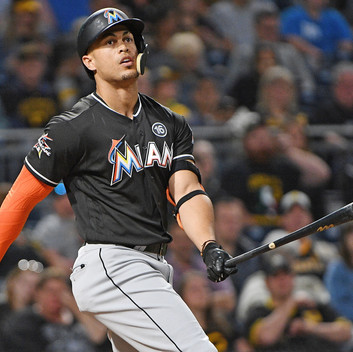 Report: Giancarlo Stanton and his $295M contract are open to wearing pinstripes