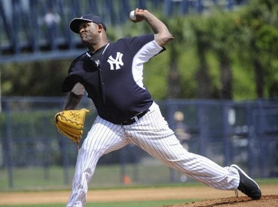 CC Strong In Spring Debut; Yankees Top Phillies 6-4