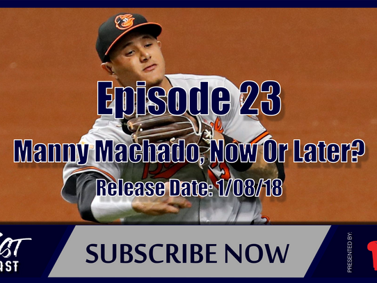 Manny Machado, Now Or Later?