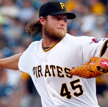 Pirates' Gerrit Cole Doubtful for Pinstripes