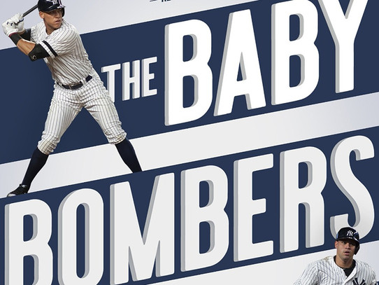 "Bryan Hoch captures spirit of Next Yankees Dynasty in new book ""The Baby Bombers"""