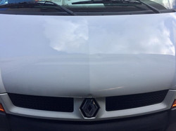 Renault na polieren