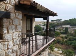 Balcón privado