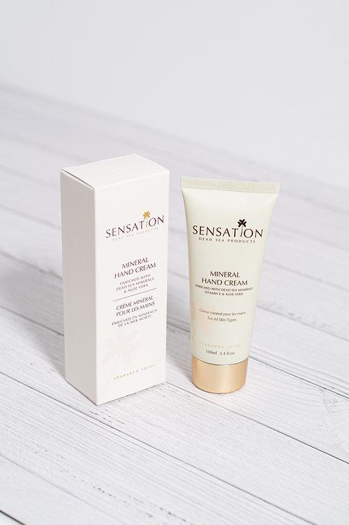 Sensation Mineral Hand Cream