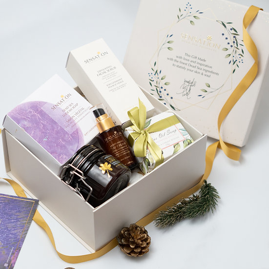 Sensation Dead Sea Gift Box 1