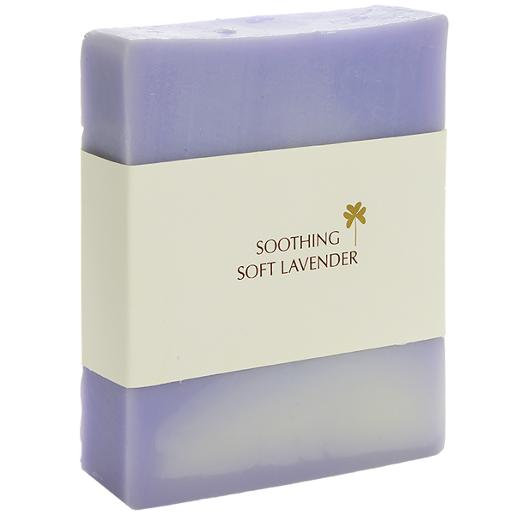 Aromatherapy Handmade Soap Soothing Soft Lavender