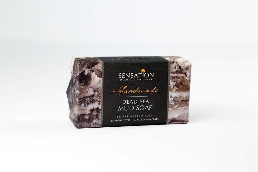 Natural Handmade Dead Sea Mud Soap