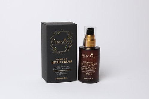 Sensation Nourishing Night Cream