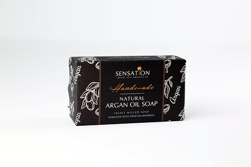 Natural Handmade Argan Oil Soap