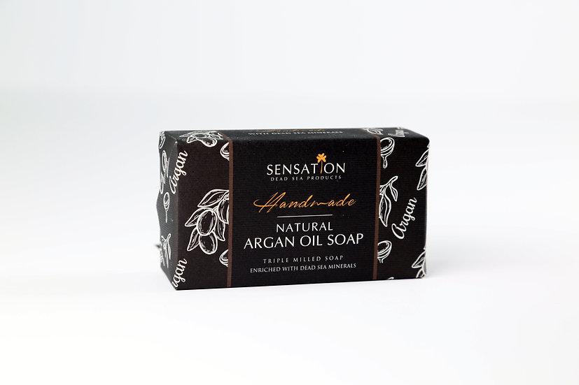 Natural Handmade Argan Oil Soap