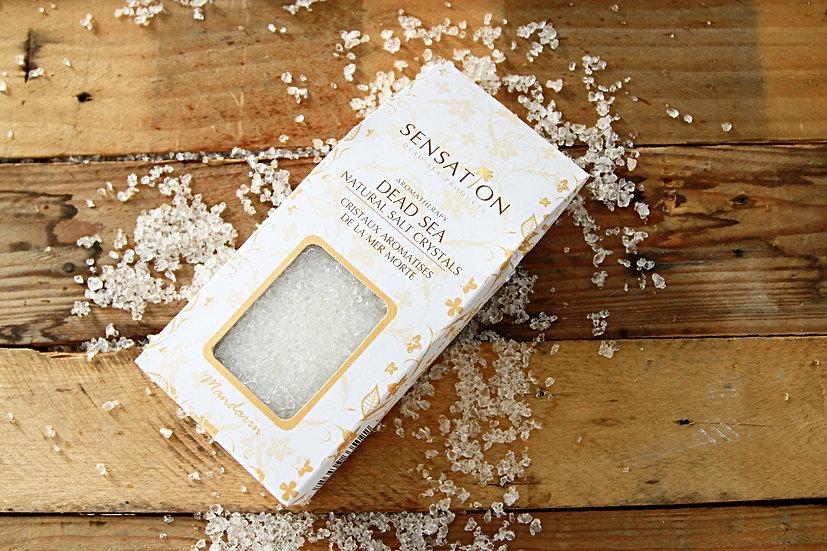 Aromatherapy Dead Sea Bath Salts ( Mandarin )