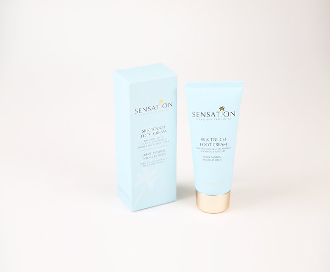 Sensation Silk Touch Foot Cream
