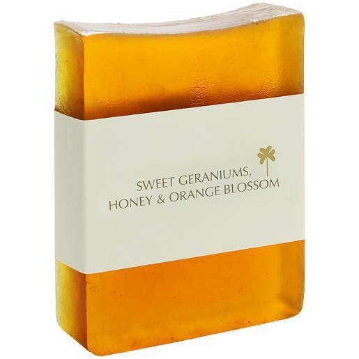 Aromatherapy Handmade Soap Orange Blossom