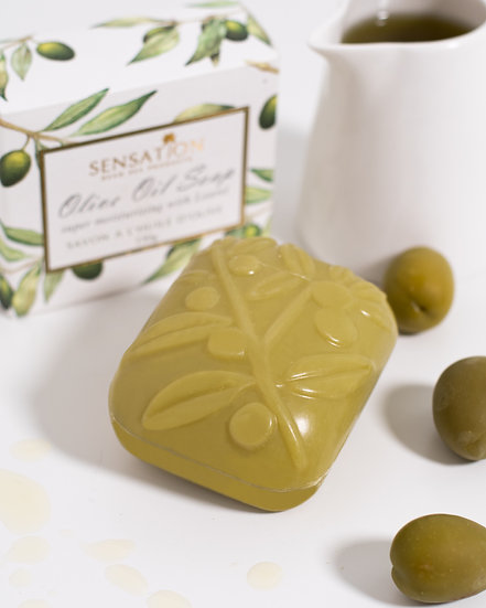 Olive Oil Soap With Laurel