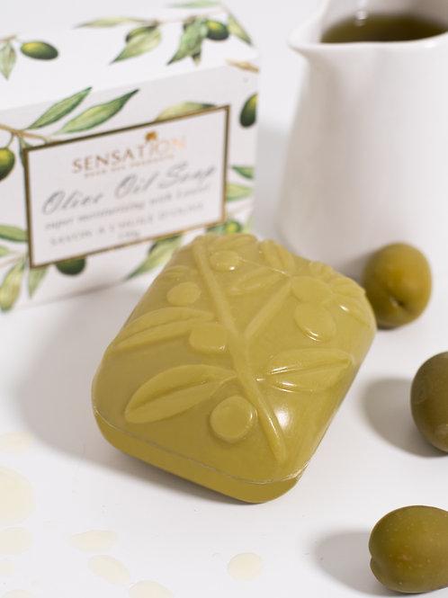 Sensation Olive Oil Soap With Laurel