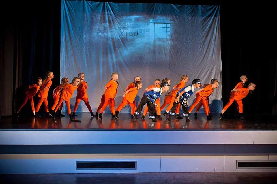 Police Dance - 1TU
