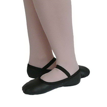 Black Ballet Shoes (Male students only)