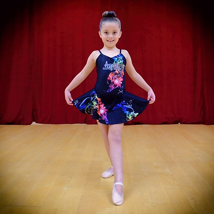 Ballet Leotard with Skirt