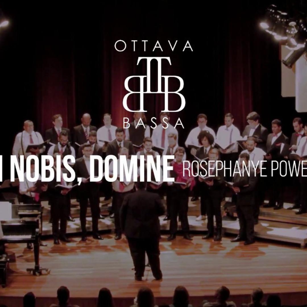 Non Nobis, Domine - Rosephanye Powell (TTBB)