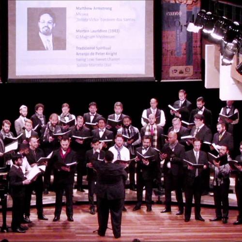 Musica - by Matthew Armstrong (TTBB)