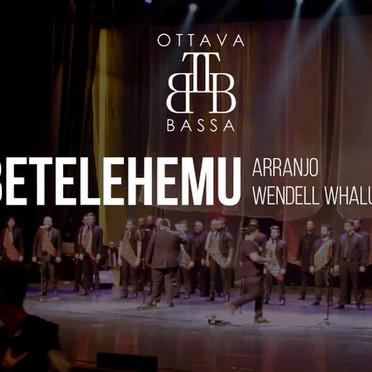 Noite de Premiação do Cantoritiba | Betelehemu arr. Wendell