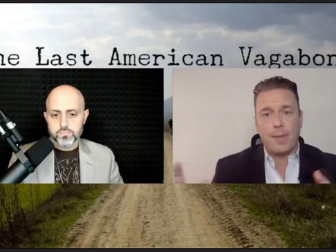 Ben Swann Interview – Exposing The COVID Illusion & The Impending Technocratic Future