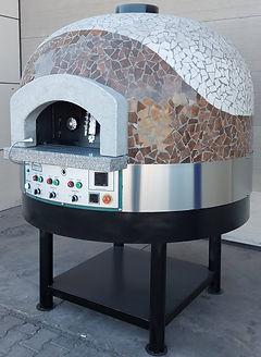 Пицца печь газовая