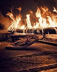 Дровяная печь для пиццы