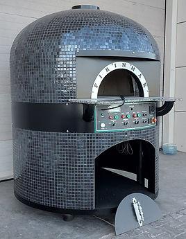 Газовая Ротационная Печь для пиццы