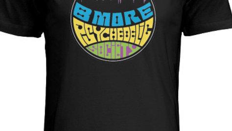 T-shirt BPS Round Black