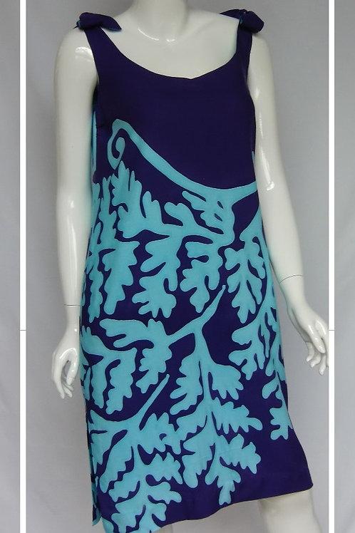 Maidenhair Fern Tie Top Dress