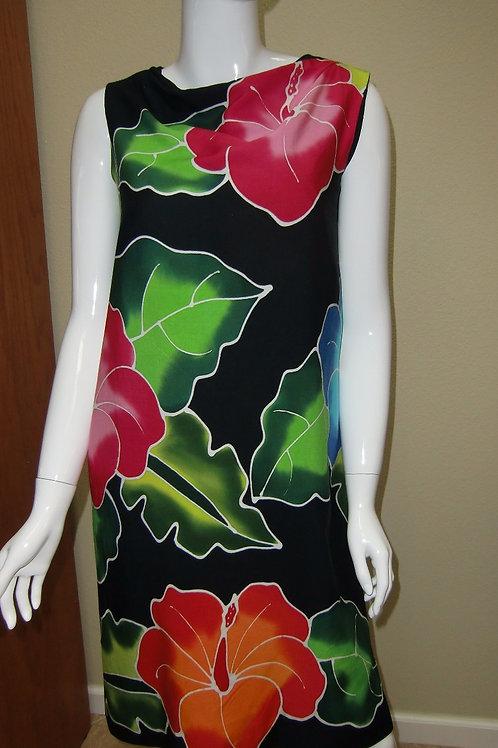 Giant Hibiscus Dress
