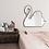 Thumbnail: Nordic Acrylic Decorative Mirror - Swan