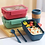 Thumbnail: 2 Layer Food Container