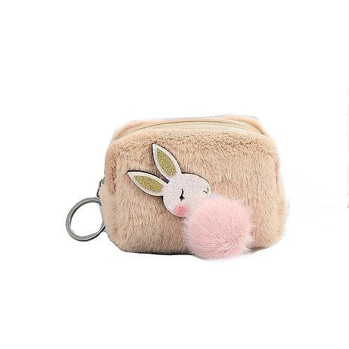 Key Ring Purse -Bunny