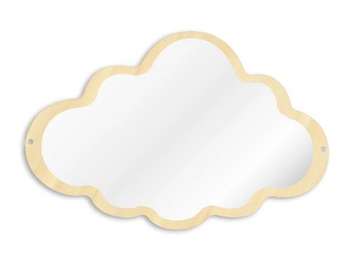 Nordic Acrylic Decorative Mirror - Cloud
