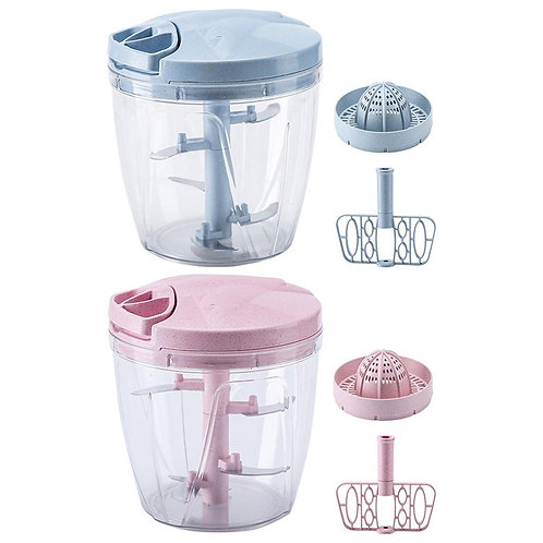 Mannual Grinder and Juicer