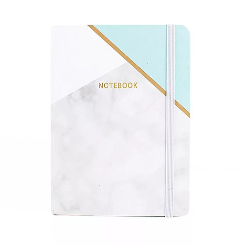 A5 Marble Notebook