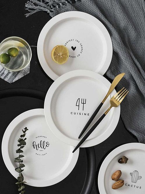 Scandinavian Style - Side Plates