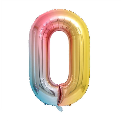Numeric Balloons