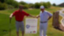 EnviroCleanse Systems Golf Sponsorship