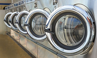 Laundromat Machines